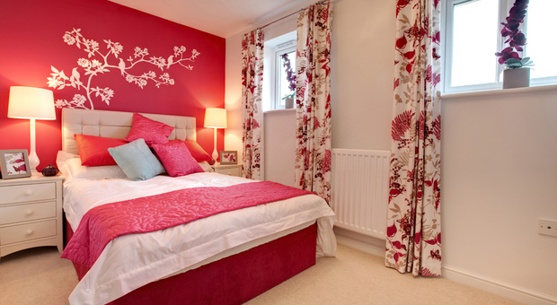 Schlafzimmer: Farben nach Feng Shui